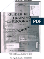 Air Force Glider Program History - Part 1