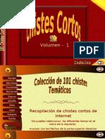 101 Chistes Cortos V-1