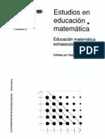 1991 - Estudios de Matemático Extra Escolar - Robert Morris