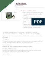 Hydraulic Press (1)