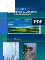 04 Isu-Isu Etika Dalam Sains & Teknologi