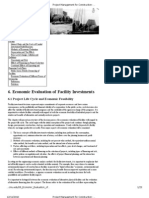 Project Management for Construction_ Economic Evaluation of Facility Investments