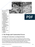 Project Management for Construction_ the Design and Construction Process