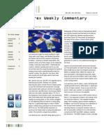FX Weekly Commentary - Nov 13 - Nov 19 2011