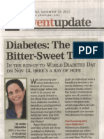 Effective treatment for diabetes in Mindheal Homeopathy clinic ,Chembur, Mumbai,Maharashtra,India.