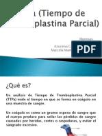 TTPa_(Tiempo_de_Tromboplastina_Parcial)