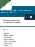 Cisco Lecture P2MP