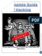 A Complete Guide of Hacking