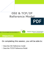 Ccna-2 Osi & Tcp Ref Model