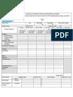 Format CP Kesehatan Anak RSCM