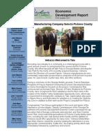 Pickens County Economic Development Event