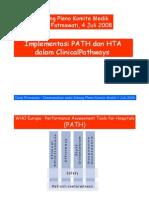Implementasi PATH, CP & HTA