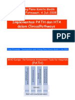 Implementasi PATH, CP & HTA