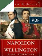"""Andrew Roberts, """"Napoleon i Wellington"""", Wydawnictwo Replika 2011"""