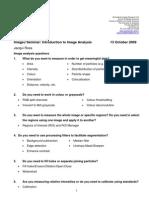 ImageJ Analysis Basics