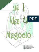 024. Fase I Idea de Negocio