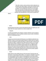 Ranking Madrid Sur 2011-2012 Normas y Funcionamiento