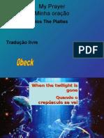 MyPrayer ThePlatters