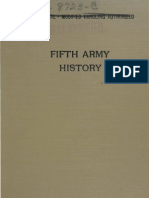 3-Fifth Army History-Part III
