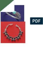 Nepali Silver Stone Jewelry
