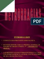 Metrorragias 2006 Cris