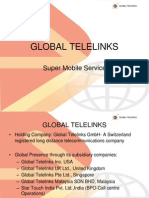 Global Telelinks Super Mobile Service