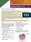 Shp Client Info Sheet