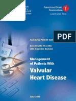 Valvular Pocket Guide