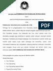 Surat Siaran Pelaksaan Bimbingan Dan Kauseling Dis 2008