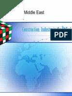 3 Year Industry Forecas UAE