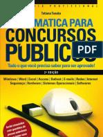 Informatica Concursos Publicos