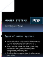Comp Number System