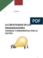 La Creatividad en Las Organizaciones