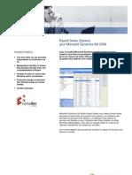 Salaires pour Microsoft Dynamics AX 2009
