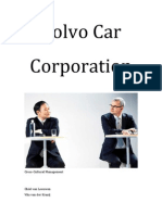Cultural Conflicts at VOLVO