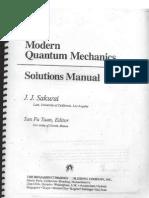 Sakurai - Modern Quantum Mechanics Rev Ed- Solutions Manual 1_2