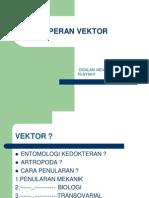 PERAN VEKTOR