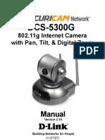 DCS 5300G Manual