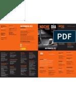 NocheDiaMuseos2011_Programacion