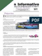 Boletin Informativo Octubre 2011