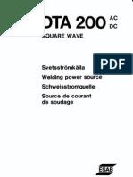 DTA-200
