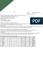 Latihan 2 Excel