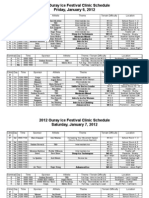 2012 Clinic Template V4.1