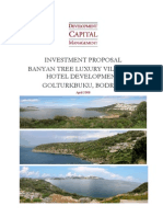Bodrum Investment Proposal