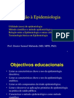 Intro Epidemiologia 2011 Iano UEM