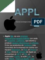 Apple- Celes, Lola y Gasti
