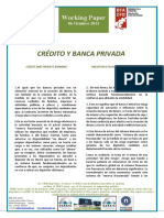 CRÉDITO Y BANCA PRIVADA - CREDIT AND PRIVATE BANKING (Spanish) - KREDITUA ETA BANKU PRIBATUAK (Espainieraz)