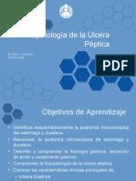 Fisiopatologia de La Ulcera Peptica