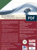 Flowserve VSD Event Flyer - December 6, 2011