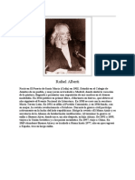 Alberti Rafael - Biografia